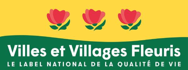 Villes et Villages Fleuris - 3 Fleurs
