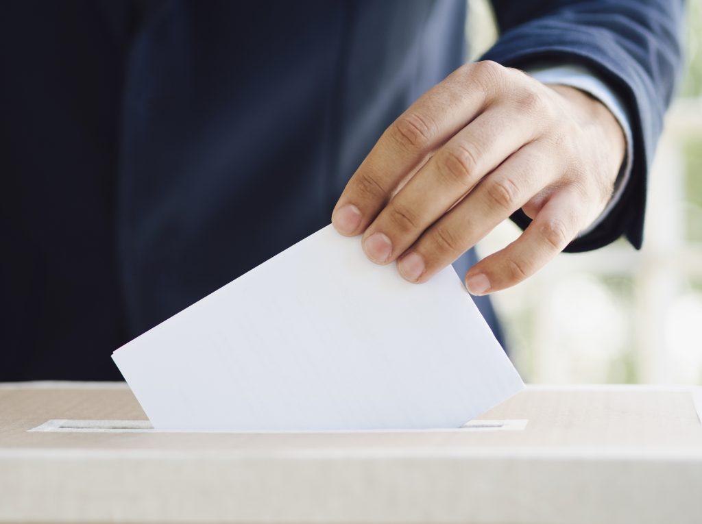 Inscription Sur Les Listes Electorales Chambray Les Tours